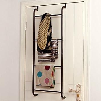 Brandneu Hinter das Badezimmer Tür Haken Aufhängen Kleidung von Nägel auf  MP15