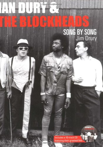 Ian Dury The Blockheads Song By Song With Cd Audio