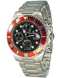 Revue Thommen Herren-Armbanduhr XL Diver Chronograph Automatik Edelstahl 17571.6136
