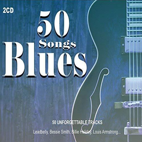 2 CD 50 Canciones originales de Blues