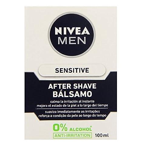 Nivea After Shave After Shave Cagliostro Sensitive Sensible Haut 100ml
