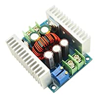 CUHAWUDBA 300W 20A Dc-Dc Power Converter Boost Module Step-Up Constant Power Supply Module