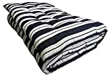 #9: AE Large Soft Cotton Mattress (72 X 48 X 4 Inch) (Dirrfarnt Colours available - please check other images for colours and designs)