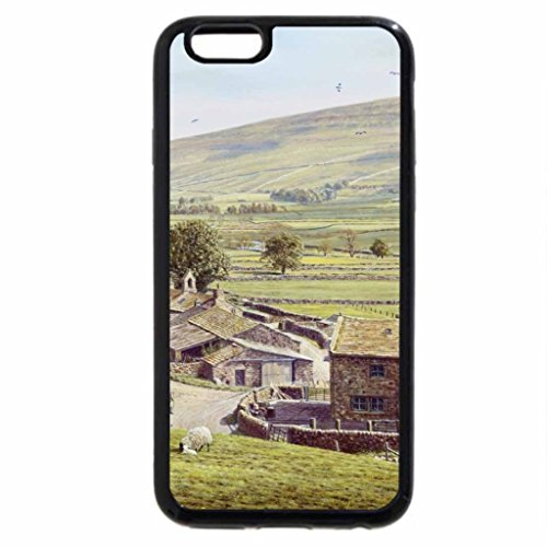 iPhone 6S / iPhone 6 Case (Black) Littondale - Yorkshire - England