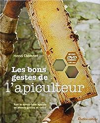 Les bons gestes de l'apiculteur (1DVD)