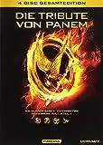 Die Tribute von Panem - Gesamtedition [4 DVDs] -