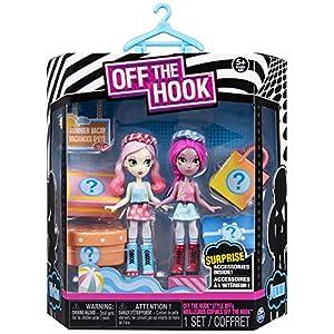 Off the Hook Pack Doble Best Friends Summer Vacation (BIZAK 61927431)