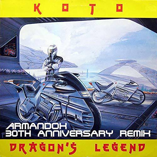 Dragon\'s Legend (Armandox 30th Anniversary Remix)