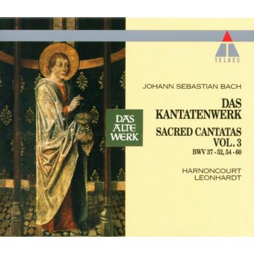 """Cantata No.46 Schauet doch und sehet, ob irgend ein Schmerz sei BWV46 : II Recitative - """"So klage du, zerstörte Gottesstadt"""" [Tenor]"""