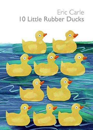10 Little Rubber Ducks Board Book by Eric Carle (2008-06-17)