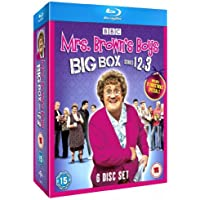 Mrs Browns Boys Complete BBC Series 1, 2 & 3 Blu Ray Collection [6 Discs] Box Set + 3 Christmas Specials