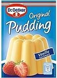 Dr. Oetker Pudding-Pulver Vanille 3er