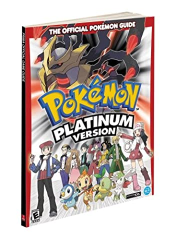 Pokemon Platinum: The Official Pokemon Strategy Guide [With Mini Poster] (Prima Official Game