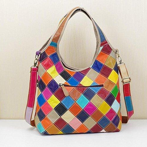 Eysee, Poschette giorno donna Multicolore Multicolore 40cm*30cm*15cm Multicolore