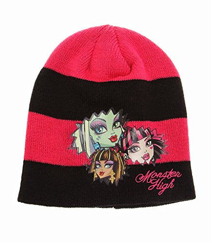 Hut Inc Monsters (Monster High Mütze - pink -)