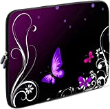 Sidorenko Étui pour Tablette 10.1-10.2 Pouces pour iPad / Samsung Galaxy Tab - Housse en néoprène, 42 conceptions disponibles