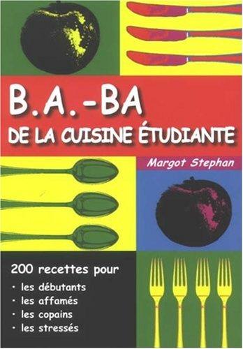 B.a.- Ba de la Cuisine Etudiante Volume 2