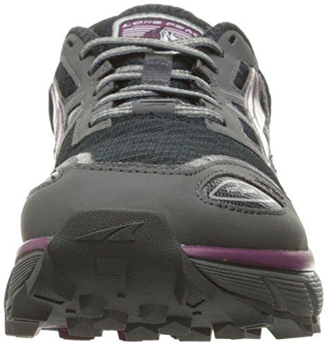 Altra Lone Peak 3.0 W Scarpa trail running Black/Purple