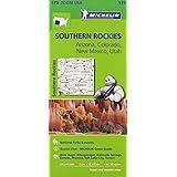 Southern Rockies Zoom Map 175: Arizona, Colorado, New Mexico, Utah