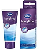 Ritex LongTime PLUS Silikonöl, Massageöl, 120 ml (2 x 60ml), extra lange gleitfähiges Gleitmittel, Made in Germany