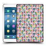 Head Case Designs Offizielle Ninola Eiscreme Pink Muster 2 Ruckseite Hülle für iPad Air (2013)
