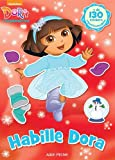 Habille Dora, activités stickers...