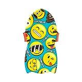 , aufblasbar Emoji-Squad Schaumstoff Schlitten, 99,1cm