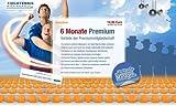 Tischtennis Manager Browsergame - 6 Monate Premium (Gutscheincode)