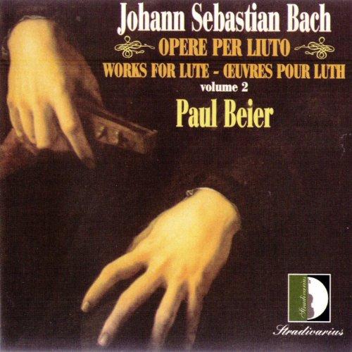 Bach: Opere Per Liuto