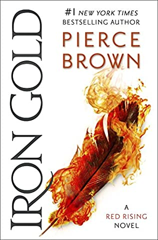 book cover of Iron Gold