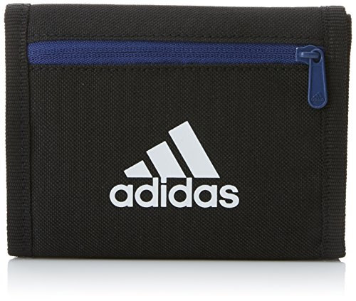 adidas Real Wallet Brieftasche, Black/White, NS -