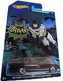 #10: Hot Wheels 2015 Batman Classic Tv Series Batmobile 1 Of 6