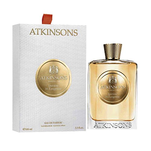 ATKINSONS Jasmin in Tangerine femme/woman, Eau de Parfum, 100 ml