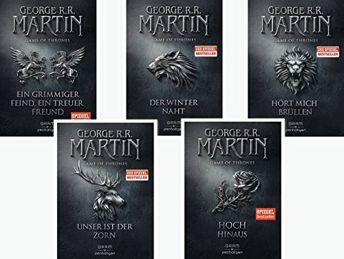 Martin George R R Game of Thrones Serie (Game Buch Thrones)