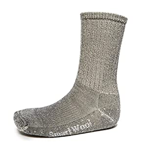 smartwool men's hike light crew socks