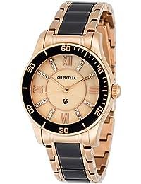 Orphelia Damen-Armbanduhr Analog Quarz verschiedene Materialien 13502