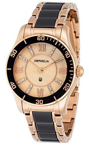 Orphelia - 13502 - Montre Femme - Quartz - Analogique - Bracelet différents matériaux multicolore