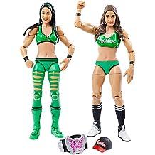 Brie & Nikki Bella - Battle Pack Series 38 - WWE Action Figure