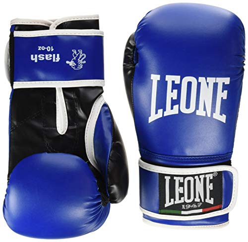 Leone 1947 Flash Guantoni, Blu, 10 Oz