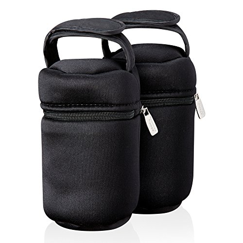 Tommee Tippee Insulated Bottle Bags x 2