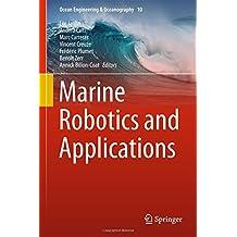 Marine Robotics and Applications (Ocean Engineering & Oceanography)