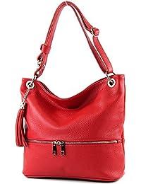 382332f27e6da Suchergebnis auf Amazon.de für  rote handtaschen leder  Schuhe ...