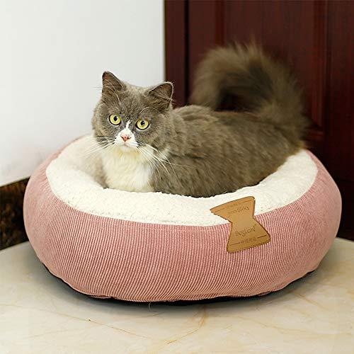 DLDL Faltbares warmes Katzenhaus, abnehmbares Haustierzelthundehallenhöhlenwelpe Ute Gartenhaus Das...