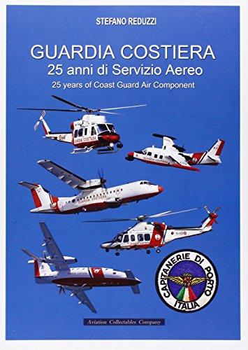 Guardia costiera 25 anni di servizio aereo