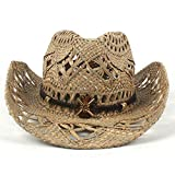 zlhcich Cappelli da Cowboy da Uomo Cappelli da Cowboy da Uomo economici Cappello da Cowboy Gruppo C21