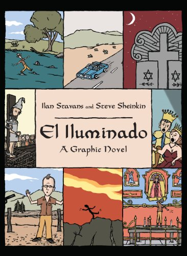 El Iluminado: A Graphic Novel (English Edition) eBook: Stavans ...