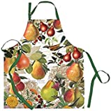 Michel Design Works Cotton Chef Apron, Golden Pear