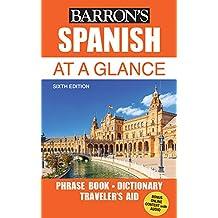 Spanish at a Glance (Barron's At a Glance)