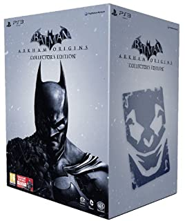 Batman: Arkham Origins Collector's Edition (PS3) (B00DCUOJ7K) | Amazon price tracker / tracking, Amazon price history charts, Amazon price watches, Amazon price drop alerts