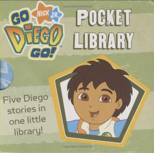 Diego's pocket library.